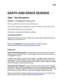 Grade 2 Science Lesson Ideas