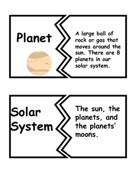 Grade 2 Science, Solar System - Unit 8