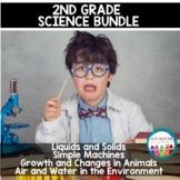 Grade 2 Science Ontario Unit Bundle