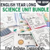 Grade 2 Science Unit Bundle