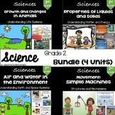 Grade 2 Science Unit Bundle