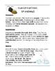 Grade 2 Science Unit on Animals