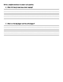 Grade 2 Reading Street Scott Foresman Weekly Story Test CC 2013