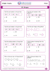 Grade 2 Shapes workbook of 18 pages from BeeOne Books