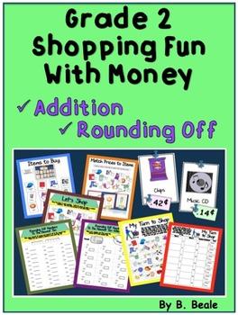 Grade 2 Shopping Fun With Money