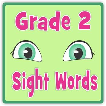 Grade 2 Sight Words