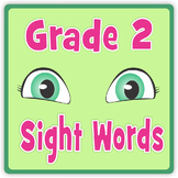 Grade 2 Sight Words