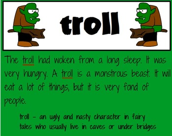 Grade 2 Skills Strand Unit 5 'Previewing the Vocabulary'