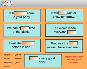 Grade 2 | Smartboard Lesson | Reading Street | Unit 2 Review