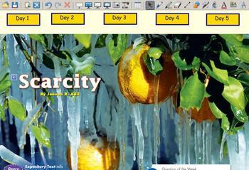 Grade 2 | Smartboard Lesson | Reading Street | Unit 2.3 | Scarcity