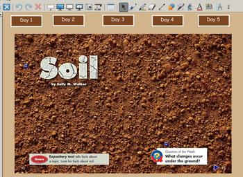 Grade 2   Smartboard Lesson   Reading Street   Unit 4.3   Soil