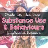 {Grade 2} Unit 2: Substance Use, Addictions and Related Behaviours