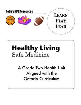 Grade 2 Substance Use and Abuse Unit