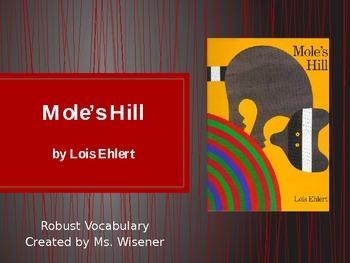 Grade 2 Text Talk Vocabulary PowerPoint_ Mole's Hill