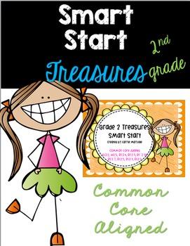 Grade 2 Treasures Smart Start (Common Core Aligned)