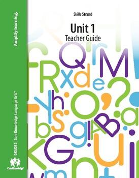 Grade 2 Unit 1 Teacher Guide
