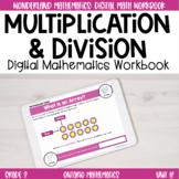 Grade 2, Unit 13: Multiplication and Division (Digital Wonderland Math)