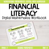 Grade 2, Unit 14: Financial Literacy (Digital Wonderland Math)