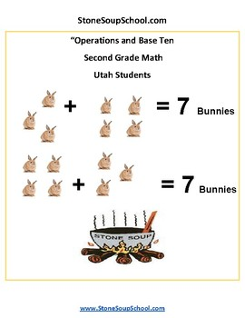 Grade 2 -  Utah - Operations and Base Ten - Common Core