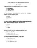 Grade 2 Wonder Works Program Unit 4 Week 2 Differentiated Questions
