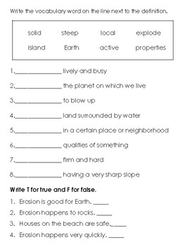 Grade 2 Wonders Unit 4 Assessments