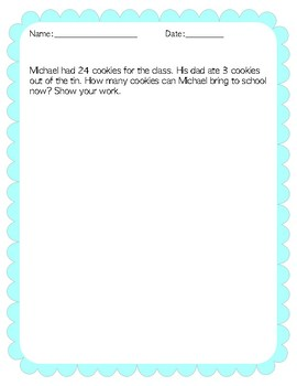 Grade 2 Word Problems Addition and Subtraction