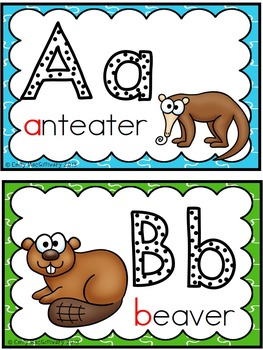 Grade 2 Word Wall: Animal Theme (Over 90 Words)