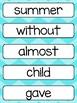FREE Grade 2 Word Wall Words Printable
