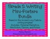 Grade 2 Writing Posters BUNDLE