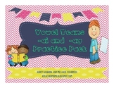 Grade 2 -ai and -ay Practice Pack