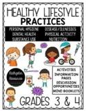 Grade 3 & 4 Entire Health Unit {Healthy Lifestyle Practices}