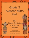Grade 3 Autumn Math Unit