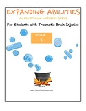 Grade 3 Bundle For Student w/Traumatic Brain Injury Expanding Abilities Series