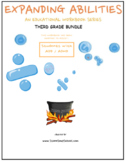 Grade 3 Bundle For Students with ADD/ADHD Expanding Abilities Series