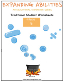 Grade 3 Bundle - For Traditional Students - Expanding Abilities Series