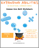 Grade 3 Bundle-Geometry, M & D, Algebra,Fractions - w/ M H or Medical Conditions