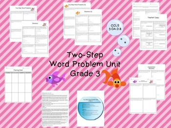 3rd Grade Common Core Math Bundle!