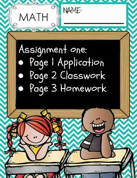 Grade 3 CW, HW, And, Application