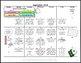 Grade 3 Canadian Mathematics Homework Calendar 2018-2019