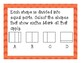 Grade 3 Understand Fractions Math Review Game