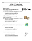 Grade 3 Common Core ELA Mini Test Prep Quiz 3.RI.3