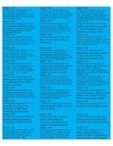 Grade 3 Common Core ELA standards labels