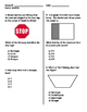 PARCC Grade 3 Common Core Geometry Review