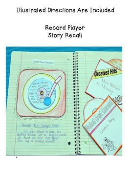 Grade 3 Common Core Interactive Reading Notebook Literature & Informational Text