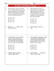 Grade 3 Common Core Math: Operations and Algebraic Thinking 3.OA.A.3 #1-3