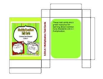 Grade 3 Common Core Multiplication Word Problems