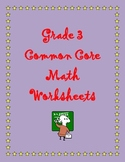 Grade 3 Common Core Math: Number and Operations in Base Ten  3.NBT.A.2 #2