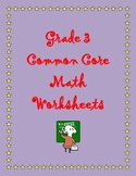 Grade 3 Common Core Math: Operations and Algebraic Thinkin