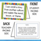 Grade 3 ELA I Can Statements with Common Core Standards