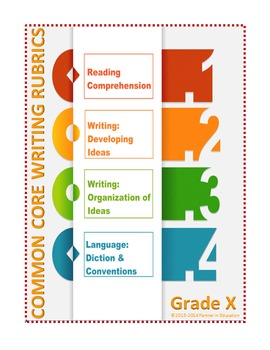 Grade 3: Common Core/PARCC Aligned Unit & Assesment Planning Bundle